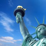 Statue de la libert / Statue of liberty