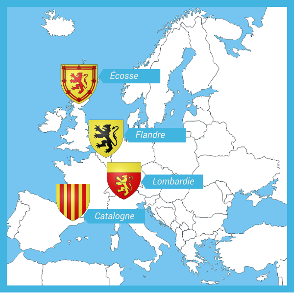 Carte Europe 2