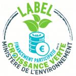 Label crowdfunding vert