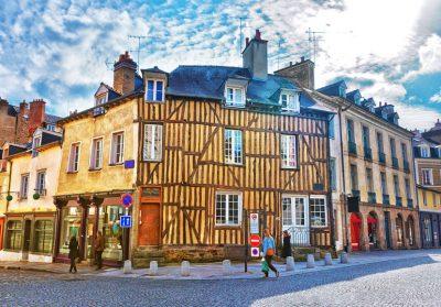Rennes centre ville bretagne