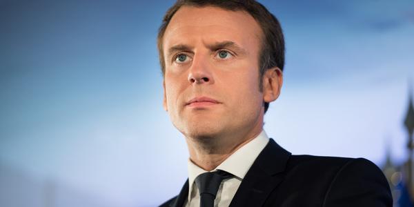 Emmnanuel Macron