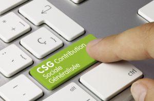 CSG Contribution Sociale Generalise