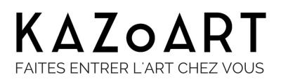 Logo KAZoART Baseline 1000x300px