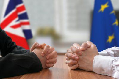 Brexit negiciation droit des européens vivant au Royaume Uni