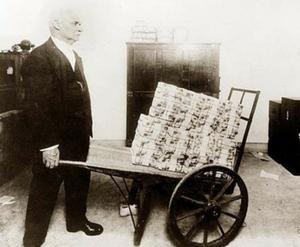 Inflation allemagne