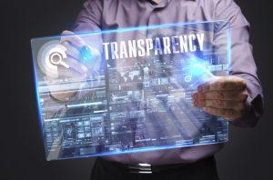 Crowdlendong transparence