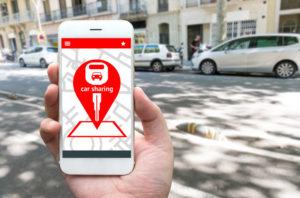 PLateforme economie collaborative déclaration revenus au x impots airbnb abritel ouicar le bon coin blablacar