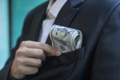 Hauts revenus impôts et redistribution