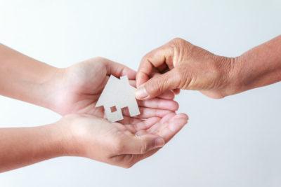 Héritage donation succession transmission