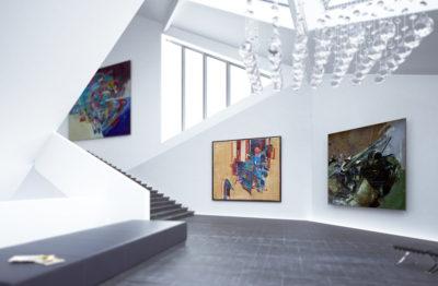 Investir dans l'art contemporain