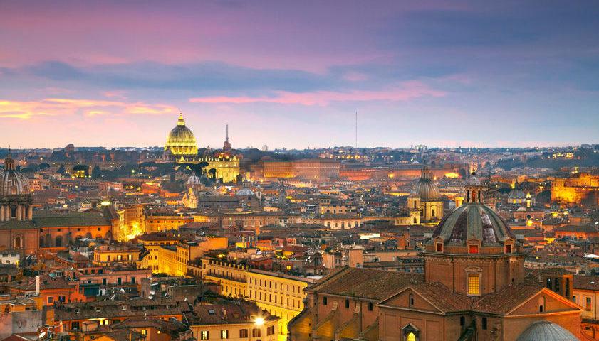 Italie rome économie