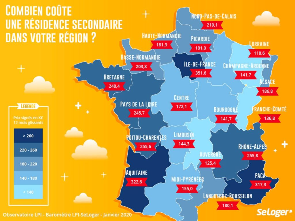 prix-regions-residences-secondaires-carte-seloger